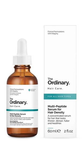Bilde av The Ordinary Multi-Peptide Serum for Hair Density 60ml