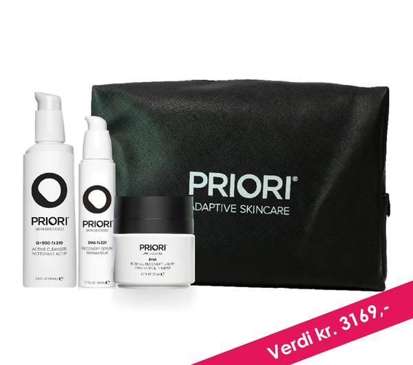 Bilde av Priori Active Recovery Gift Set