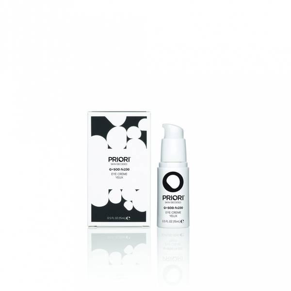 Bilde av PRIORI Q+ SOD fx230 - Eye Cream 15ml