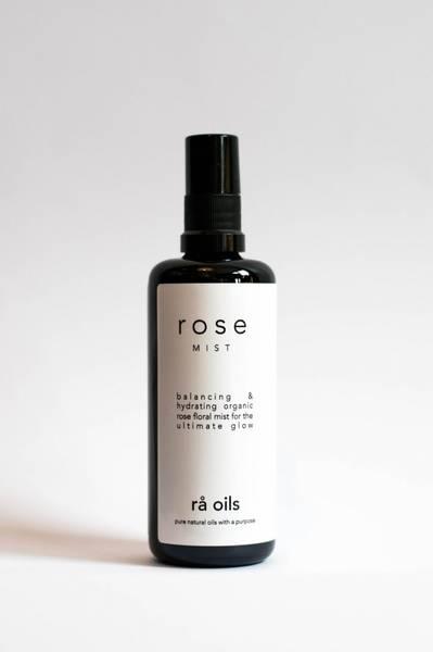 Bilde av rå oils rose mist 100ml
