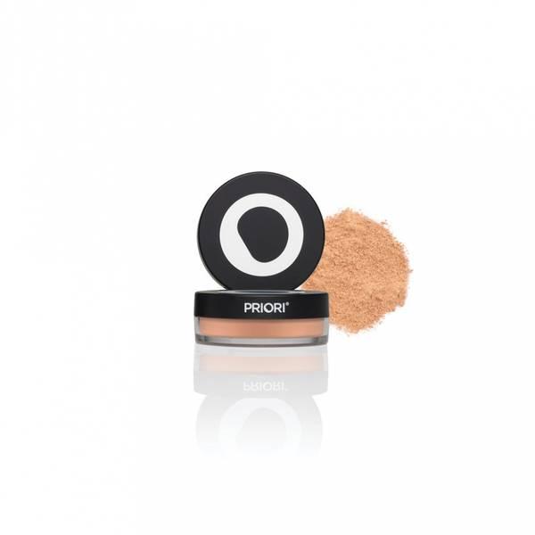 Bilde av PRIORI Mineral Skincare Powder SPF25 Light Ivory fx352