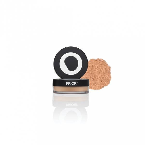 Bilde av PRIORI Mineral Skincare Powder SPF25 Warm Beige fx354