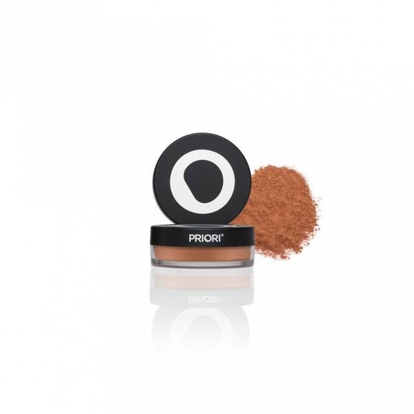 Bilde av PRIORI Mineral Skincare Powder SPF25 Warm Tan fx355
