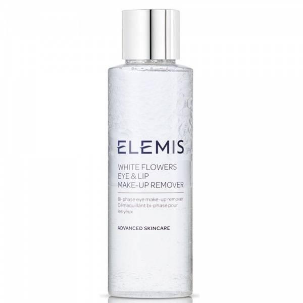 Bilde av Elemis White Flowers Eye & Lip Make Up Remover 125ml