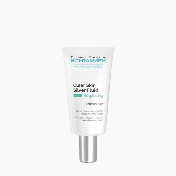 Bilde av Dr. Schrammek Clear Skin Silver Fluid 50ml