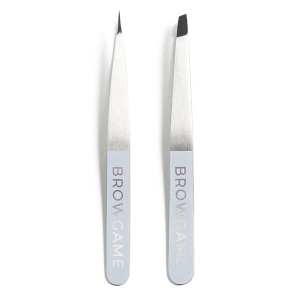 Bilde av Browgame Duo Pack Tweezer Pointed & Slanted