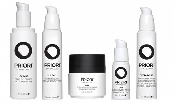 Bilde av PRIORI Tørr hud hudprogram