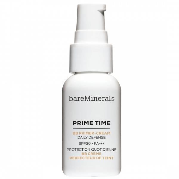 Bilde av bareMinerals Prime Time BB Primer Cream SPF 30 Medium 30ml