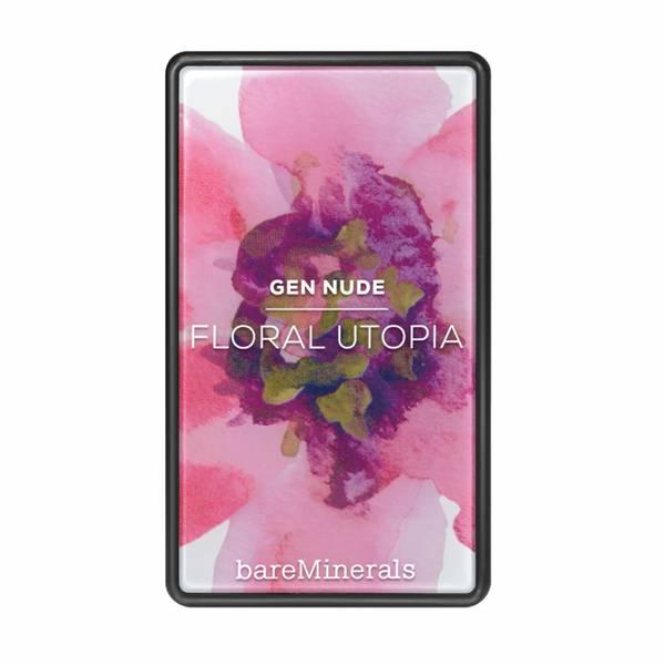 Bilde av bareMinerals Floral Utopia Gen Nude Eyeshadow Palette