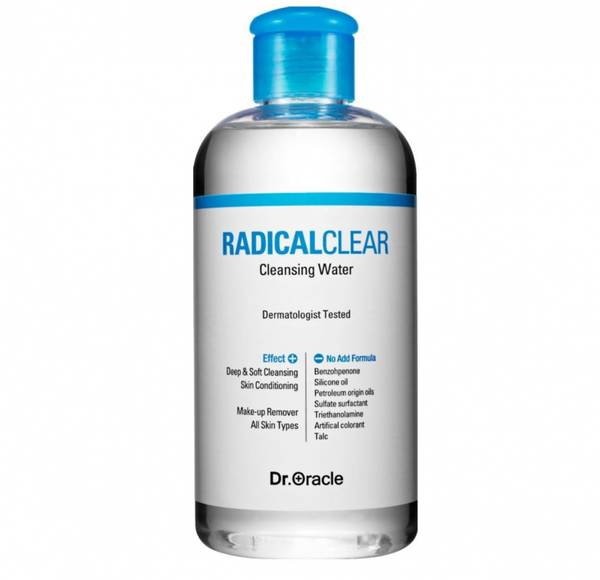 Bilde av DR. ORACLE RADICALCLEAR CLEANSING WATER