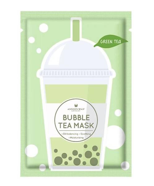 Bilde av ANNIE`S WAY GREEN TEA BUBBLE TEA MASK
