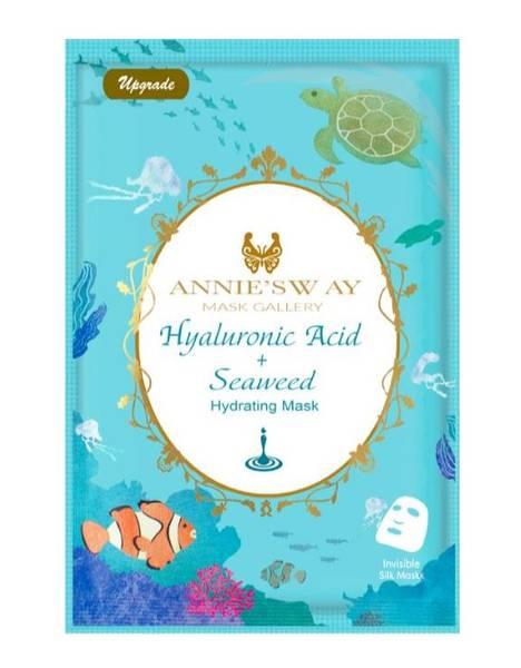 Bilde av ANNIE`S WAY HYALURONIC ACID + SEAWEED HYDRATING