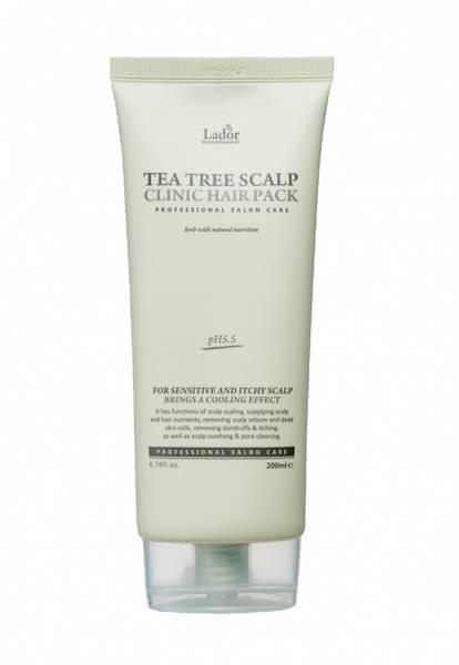 Bilde av LADOR TEA TREE SCALP CLINIC HAIR PACK
