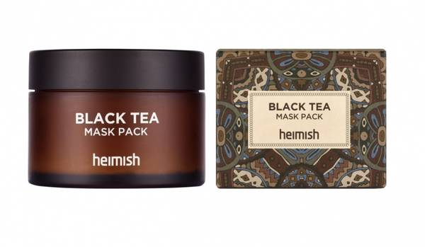 Bilde av HEIMISH BLACK TEA MASK PACK