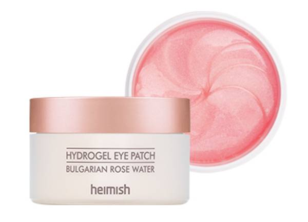 Bilde av HEIMISH BULGARIAN ROSE HYDROGEL EYE PATCH
