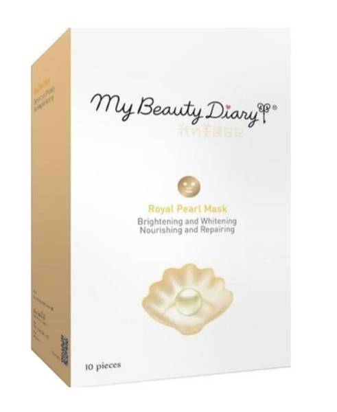 Bilde av MY BEAUTY DIARY ROYAL PEARL MASK