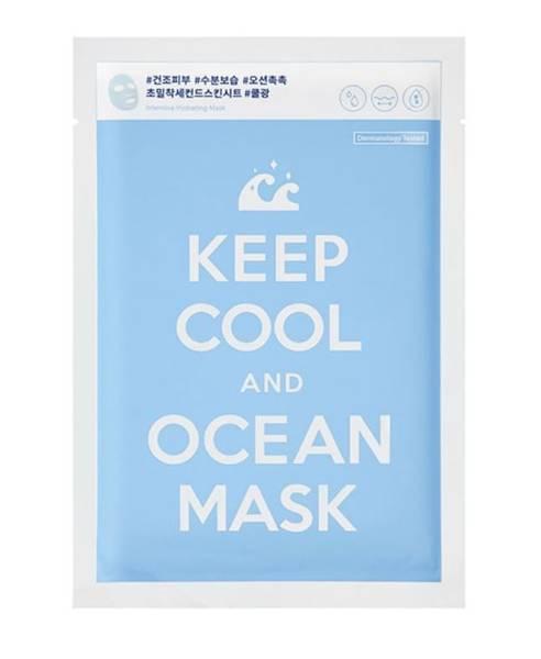Bilde av KEEP COOL OCEAN INTENSIVE HYDRATING MASK