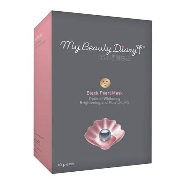 Bilde av MY BEAUTY DIARY BLACK  PEARL
