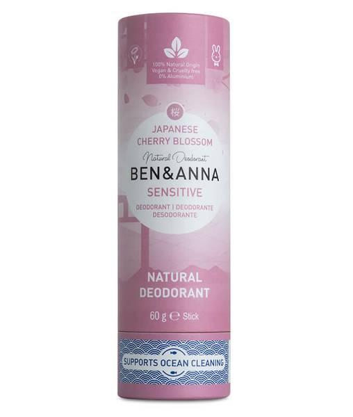 Bilde av Deodorantstift 60g /Japanese Cherry Blossom / Sensitiv hud / Ben