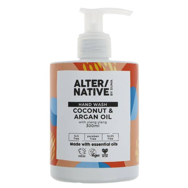 Bilde av Håndsåpe Coconut & Argan Oil 300ml / Alter/native