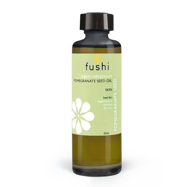 Bilde av Fushi kaldpresset granatepleolje 50 ml, i glassflaske