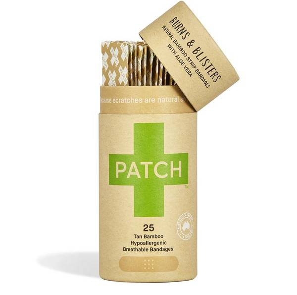 Bilde av Patch Aloe Vera naturlig plaster 25 stk