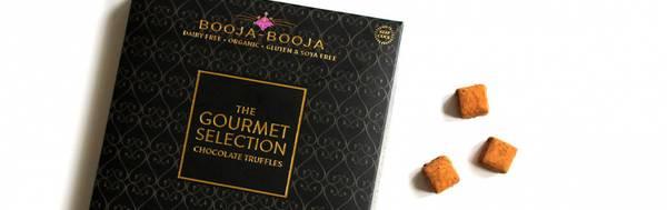 Bilde av Veganske trøfler, The Gourmet Selection, 230g / Booja Booja