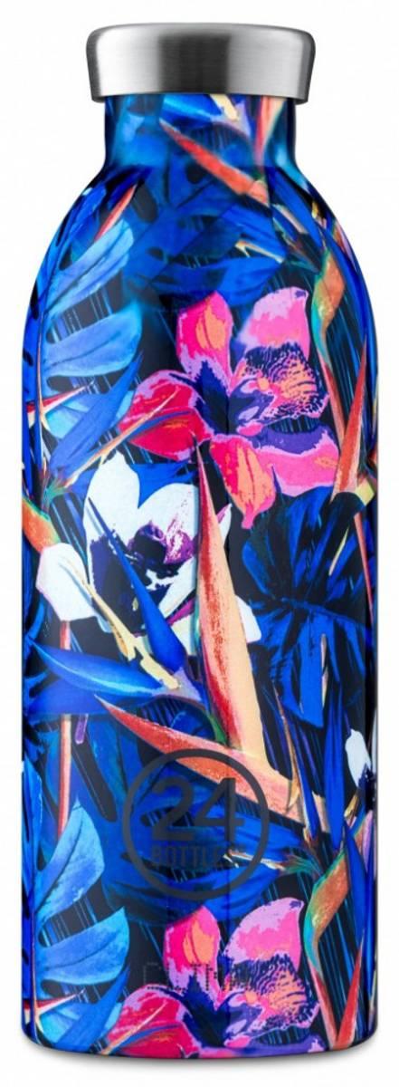 CLIMA 0.5L Isolert termoflaske Floral Nightfly / 24Bottles