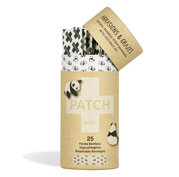 Bilde av Patch Kids Coconut Oil naturlig plaster 25 stk