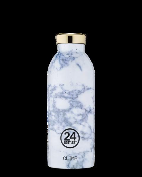 Bilde av CLIMA 0.5L Isolert termoflaske Carrara / 24Bottles