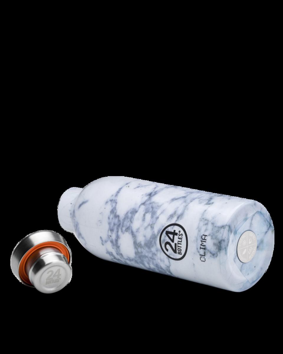 CLIMA 0.5L Isolert termoflaske White Marble / 24Bottles