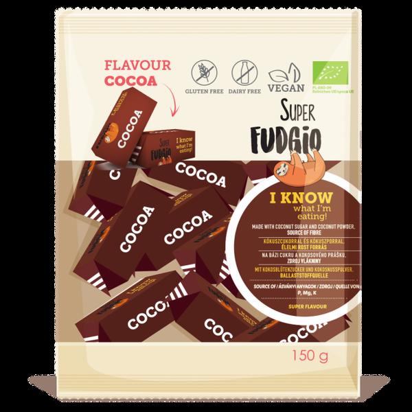 Bilde av Karameller Cocoa 150g, Super Fudgio