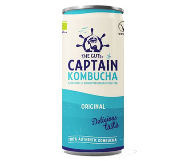 Bilde av Kombucha Original 250 ml / Captain Kombucha