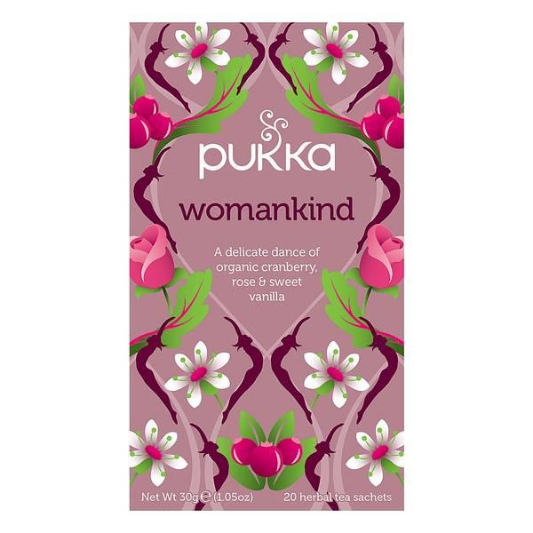 Bilde av Pukka Womankind 20 teposer