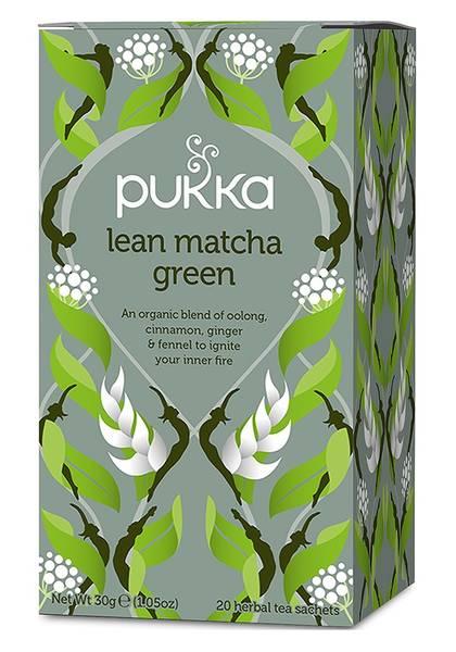 Bilde av Pukka Green Lean Matcha 20 teposer