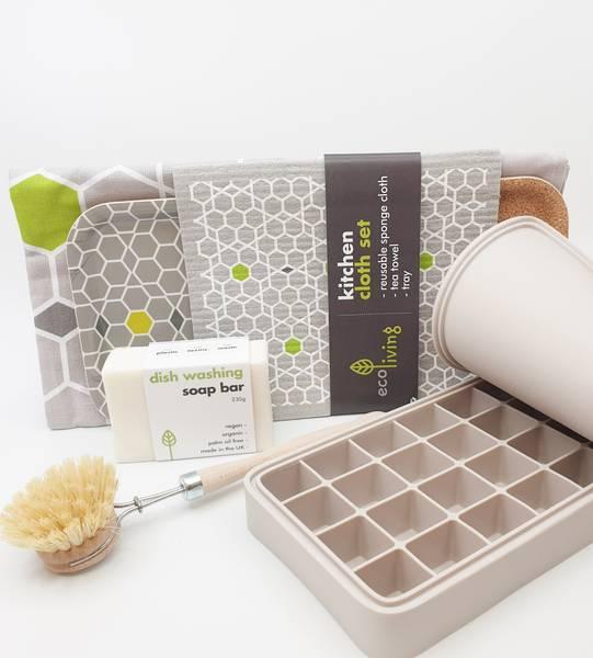 Bilde av Gavesett til kjøkken 6 deler / Beeorganic