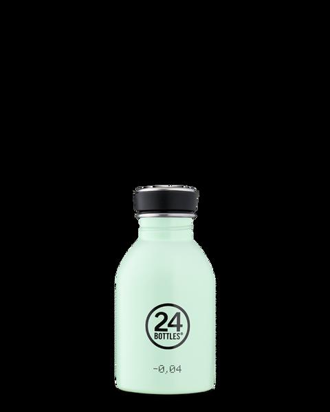 Bilde av Urban 250 ml drikkeflaske i stål, Aqua Green