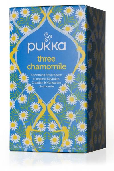Bilde av Pukka Chamomile, Vanilla & Manuka Honey 20 teposer