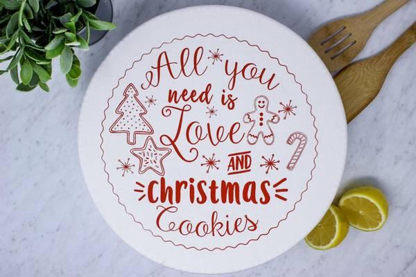 Bilde av Bolletrekk str. XL // Christmas