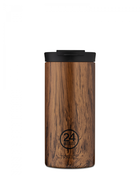 Bilde av Termokopp 600 ml Sequoia Wood / 24Bottles