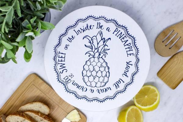 Bilde av Bolletrekk str. M // Pineapple
