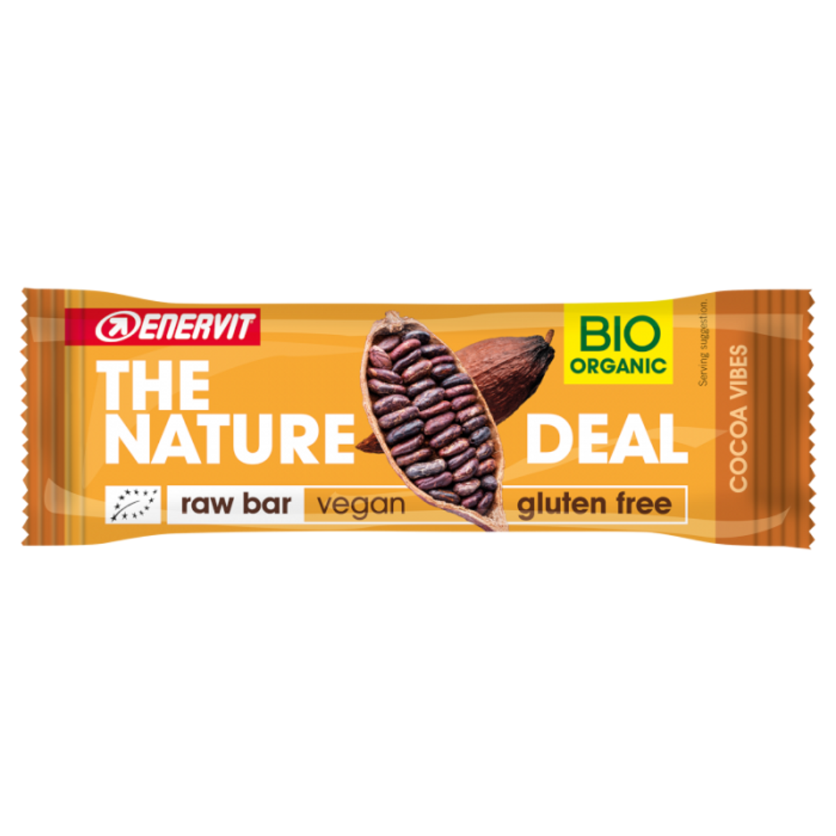 Raw Bar Vegan COCOA VIBES 30g / Enervit - The Natural Deal