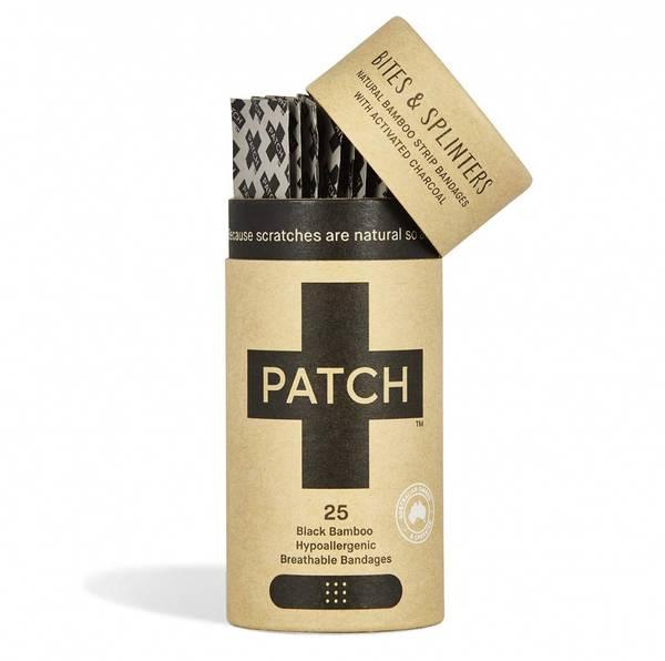 Bilde av Patch Aktivt kull,  naturlig plaster 25 stk