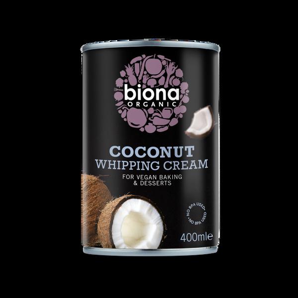 Bilde av Vegansk piskekrem av kokos / Biona