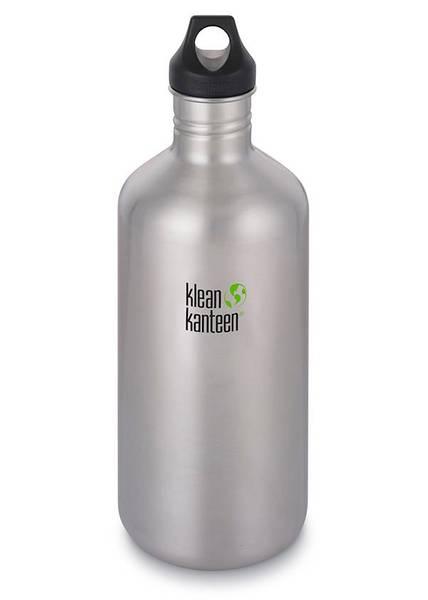 Bilde av Klean Kanteen Classic 1900ml drikkeflaske i rustfritt stål / Loo