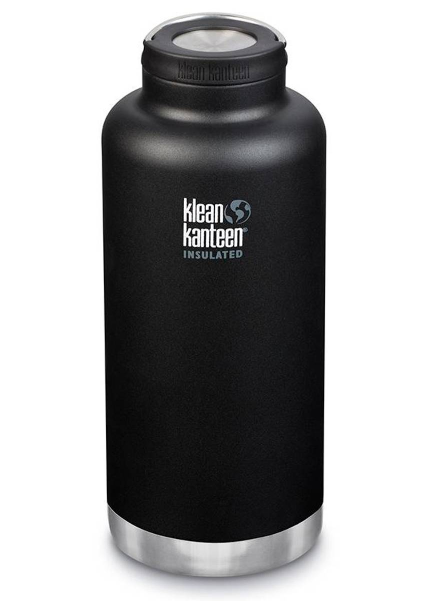 TKWide 1900ml isolert flaske Shale Black