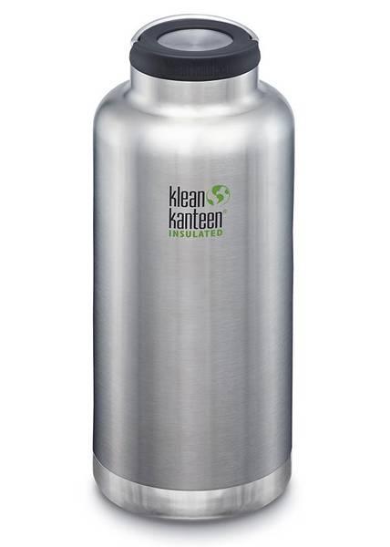 Bilde av TKWide 1900ml isolert flaske Brushed Stainless