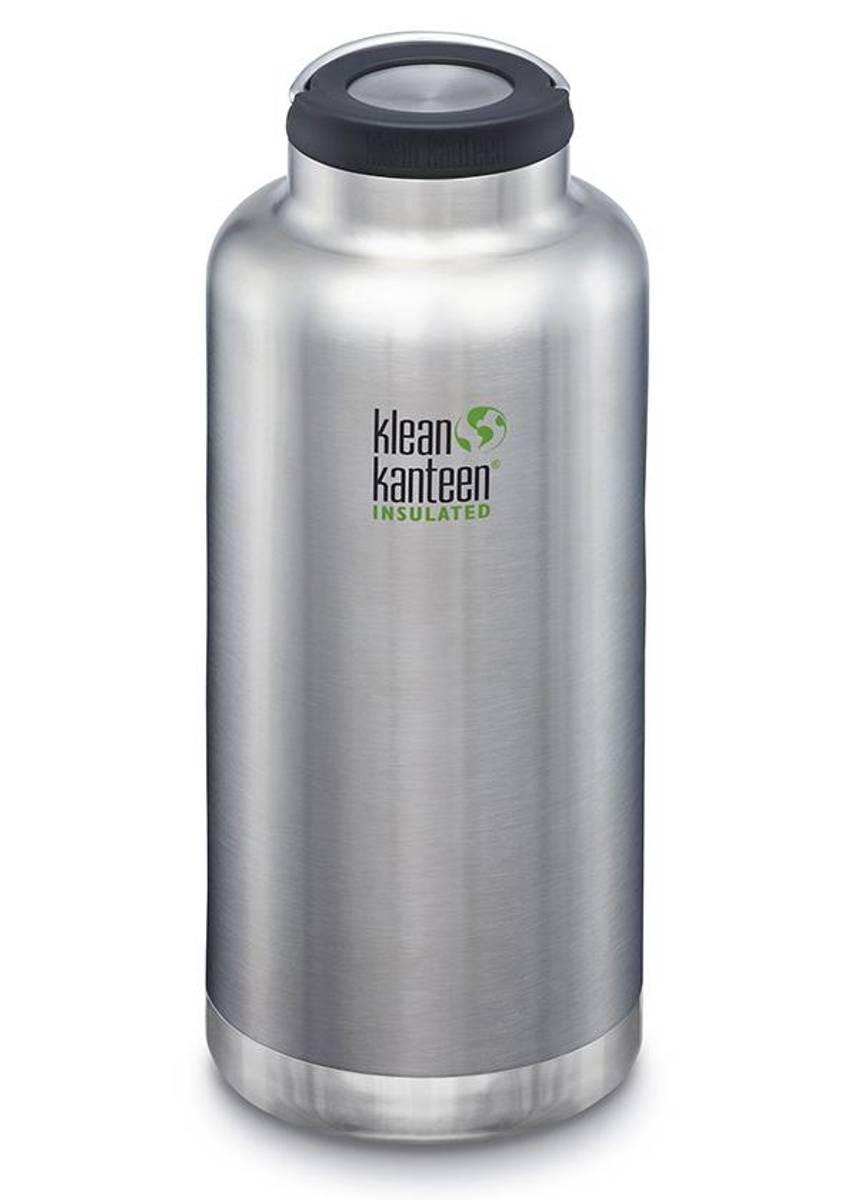 TKWide 1900ml isolert flaske Brushed Stainless