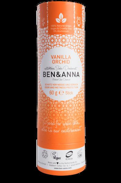 Bilde av Deodorantstift 60g /Vanilla Orchid / Ben & Anna
