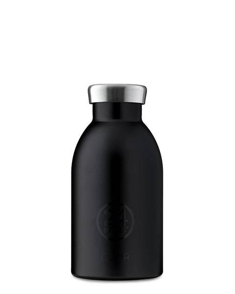Bilde av CLIMA 0.33L Isolert termoflaske Tuxedo Black / 24Bottles